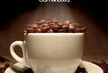 Pósters y gráficos sobre el cafe