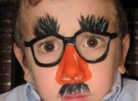 Funny Face Painting Ideas