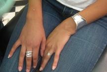 Jewelry/tattoos / by Ashley Glasser