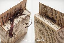 Idées coffret/paquet cadeau