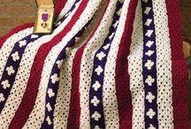 colcha en lana
