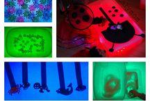 Kinder ideas - lightbox