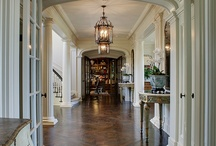 Hallways / Foyers. / by Christina Smiley