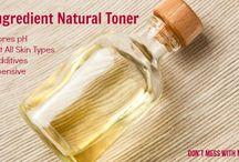 Natural toner