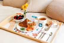 Breakfast in bed / by Sandra Garcia