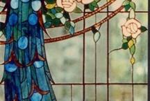 Mozaic glass