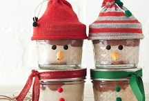 winter & christmas: to make -  food gifts & packaging