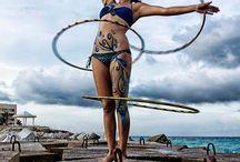 Women and tattoo
