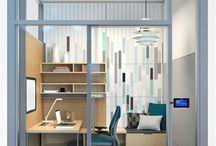 interior I work spaces