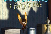 Children's Book / Kevin Richter's children's book illustrations.