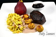 Patty's Party Dinner Recipes / Dinners for special occasions, parties or simply to share with friends and family