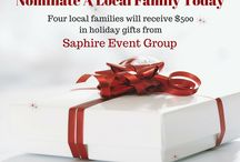 Holiday Contest- SEG Gives Back 2016 / SEG Gives Back 2016- Win $500 Click For Details