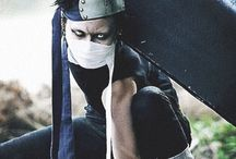 ch : momochi zabuza  [ 桃地再不斬 ] / naruto • kirigakure • shinobi • nuke-nin • mercenary ninja • seven ninja swordsmen of the mist • demon of the hidden mist • water release • leo  —  you were always at my side, the least I can do is to be beside you at the end ; I know it cannot be, but I wish I could go to where you have gone : how I wish I could join you there, Haku.