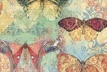 Motyle,ważki