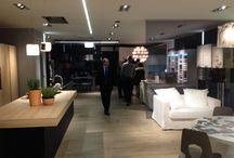Retailer's Showroom / Scatti dai migliori showroom dei nostri rivenditori. Shots from the best showroom of our retailers.