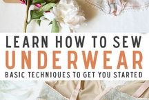 DIY Lingerie Patterns