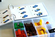 LEGO Obsession / by Whitney Cavender Edwards