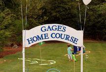 golf party ideas