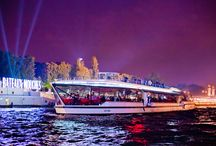 Dinner cruise on the Seine / Romantic thing to do in Paris