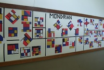 Art -- Piet Mondrian