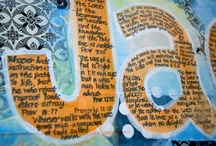 Crafts-Name Art / by Carole Kilsdonk