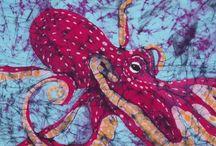 batik / by Renette van Wyk