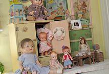 Doll Sweet Dolls / by Dolly Secord