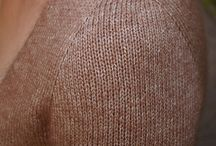 knit shoulders
