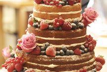 Inspirações - Naked Cake