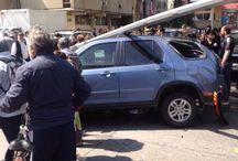 Accidente fatal en Santiago Centro / Un accidente de tránsito, se produjo en la calzada sur de Avenida Libertador Bernardo O´Higgins al oriente, a la altura de Avenida Portugal, en la comuna de Santiago.