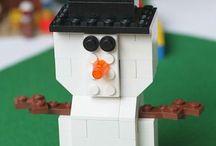 Lego-oppgaver
