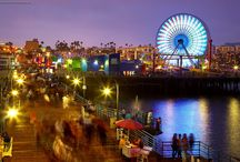 Santa Monica & Pacific Park Photography