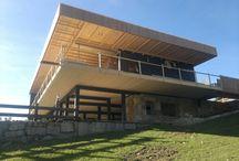 Casas de madera. Socios AITIM
