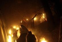 Réveillon aux Flambeaux / Fêtez le Nouvel An au château de Ferrette, en Alsace !
