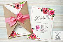 Invitaciones #wedding