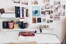 Çalışma ve makyaj masası
