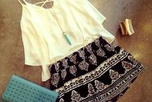 Outfits for summer :D