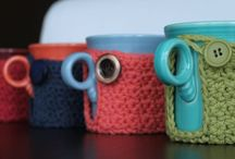 crochet Mug Coaster Cozy