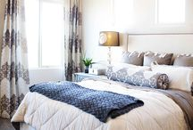 Beazer Bedrooms / Where I put my bed and lay my head. Master bedroom decorating ideas.