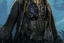 Johnny Depp  (Jack  Sparrow ❤)