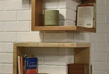 Полки книжные