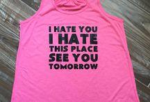 gym wear!! ✔✅