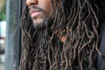 Cabelo: Dreads / Estilos de dreads, tranças e dreadlocks.