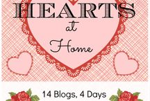 Hearts at Home / Stories and projects from blogger's whose hearts are at home!