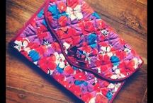 Handmade Cosmetics Bags
