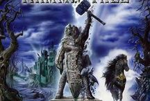 Metal Album Cover / Albume covers from heavy metal bands