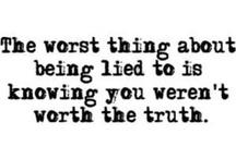 truth / by Mandi Hite