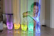 Glow Sticks / by Dot To Dot Child Care