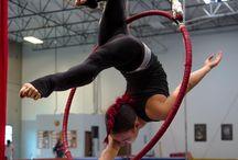 solo aerial hoop