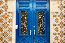 Beautiful doors collection